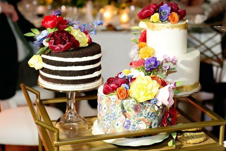 0 1782e9 a4b59032 XL - Каким будет ваш свадебный торт в 2018 году