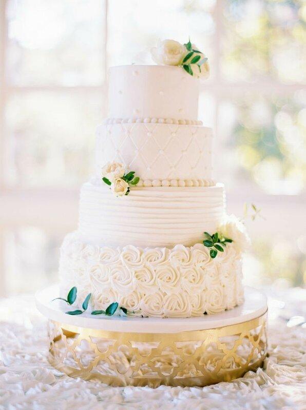 0 178326 2baeb7ed XL - Аппетитные свадебные торты сезона 2017