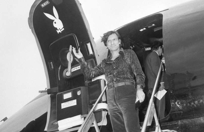 Основатель «Playboy» поставил установил два рекорда Гиннеса   Хью Хефнер являлс