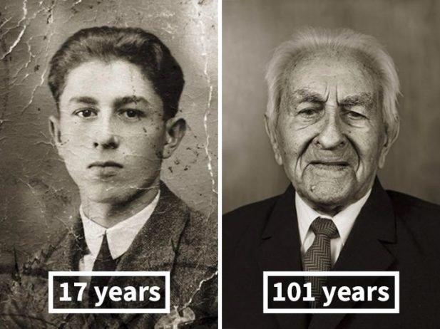 Прокоп Вежделек, 22 года и 101 год