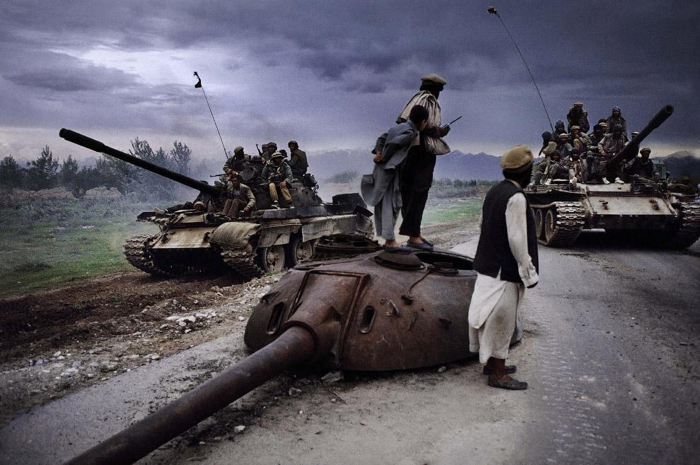 6. Падение самого светского и прогрессивного в истории Афганистана режима не принесло стране мира и