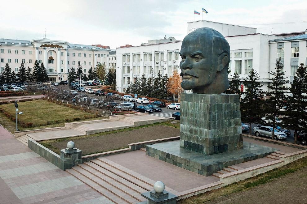 27. Космодром Байконур в Казахстане. (Фото Dmitri Lovetsky):