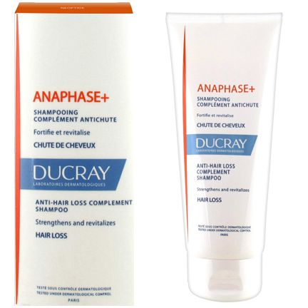 ducray anaphase complement shampoo anti hair loss 200ml. Black Bedroom Furniture Sets. Home Design Ideas