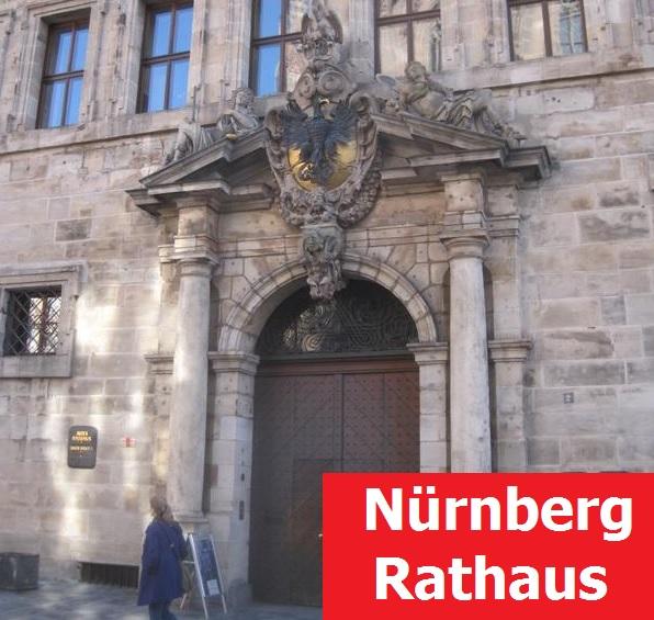 Аудиогид по Нюрнбергу. На немецком языке. Ратуша. Rathaus