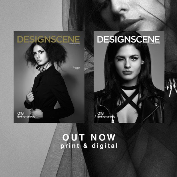 Originally published in DESIGN SCENE Issue 018 - available now in print and digital .