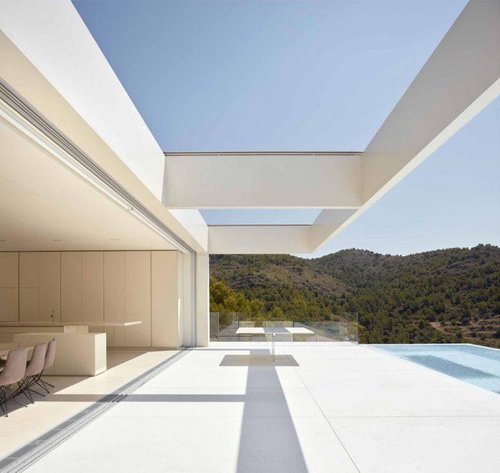 Quarry House by Ramon Esteve Estudio