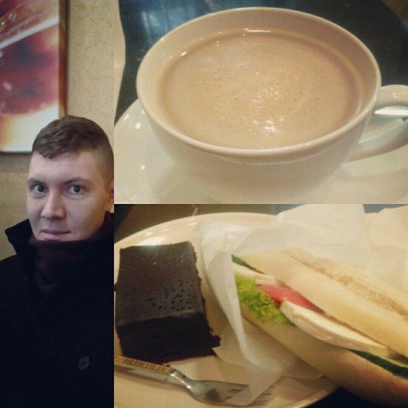 В Берлине ем