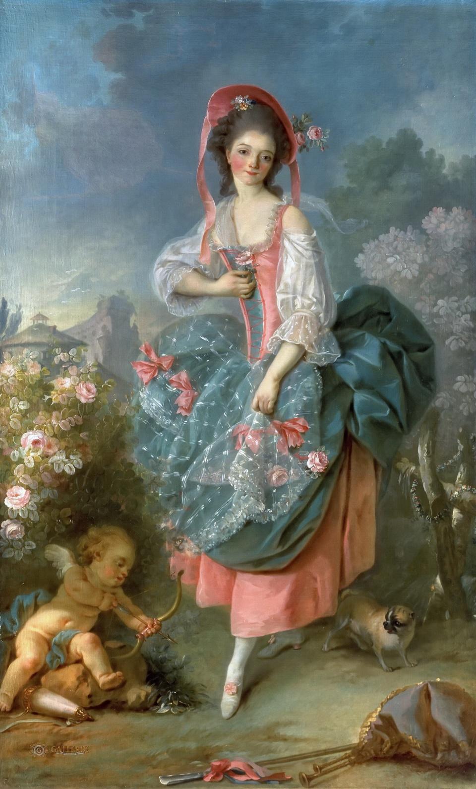 Давид Жак Луи (David Jacques-Louis),1748-1825.Франция.