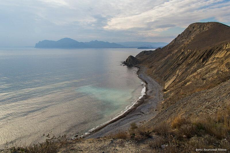 Панорама бухты Провато