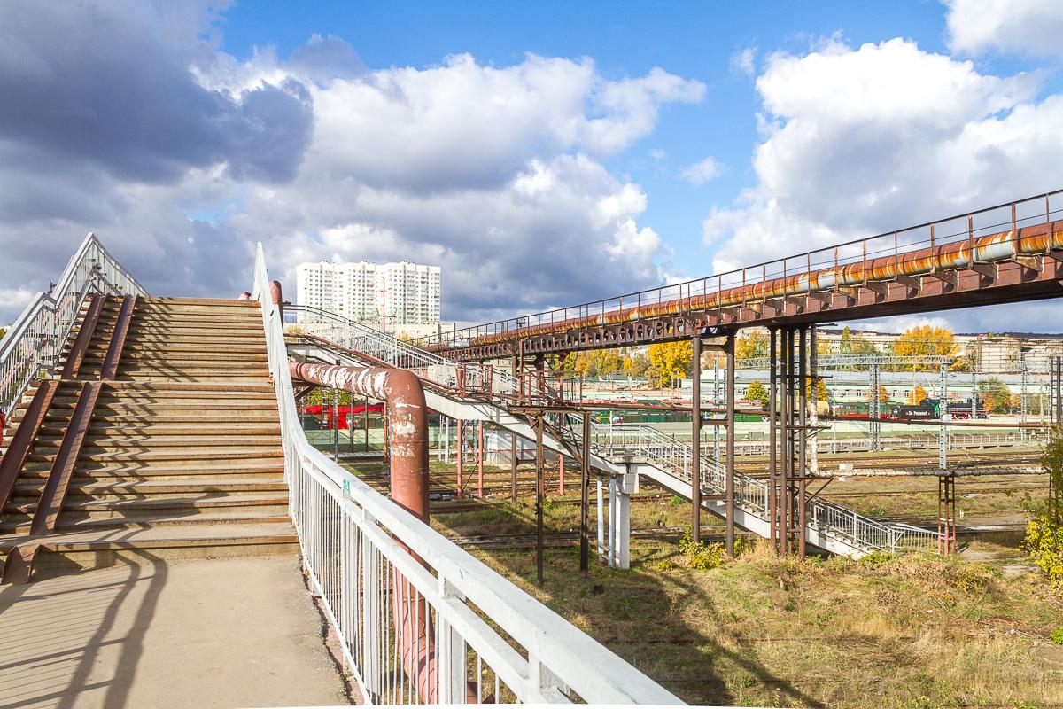 путепровод станция саратов-2 фото 5