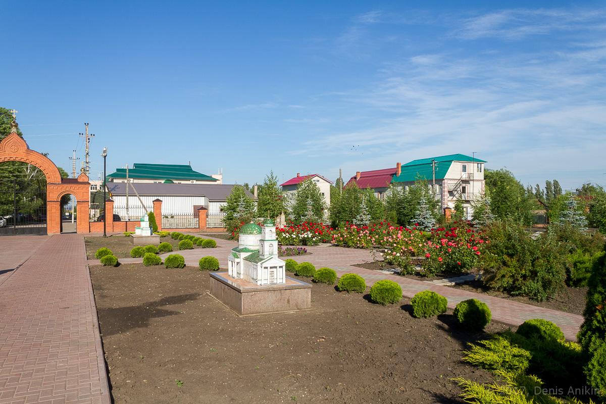 Сад храмов Хвалынск фото 2