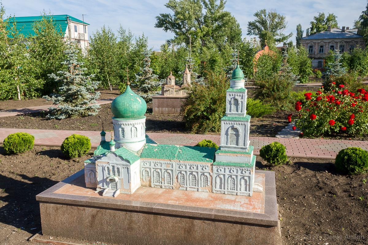 Сад храмов Хвалынск фото 5