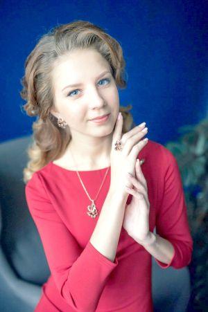 Наталья Смирнова — «Золотая Леди — 2017»