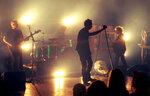 The Jesus & Mary Chain @ Tavastia, Helsinki, Finland, 10.10.2017