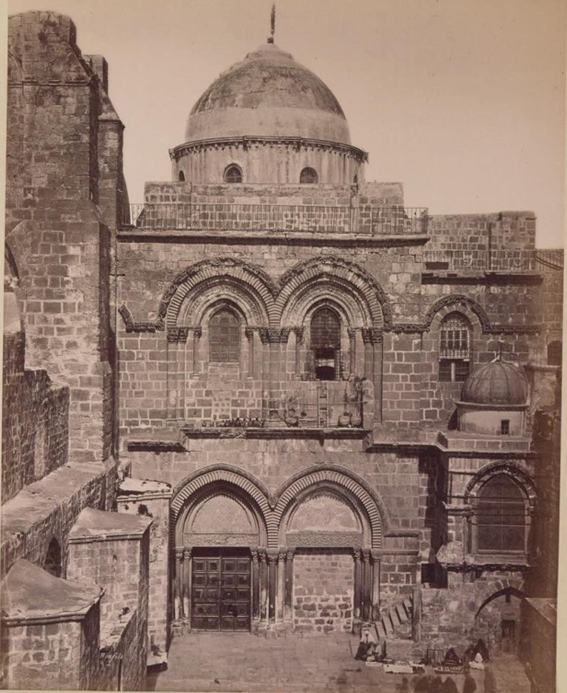 10. Иерусалим. Храм Гроба Господня