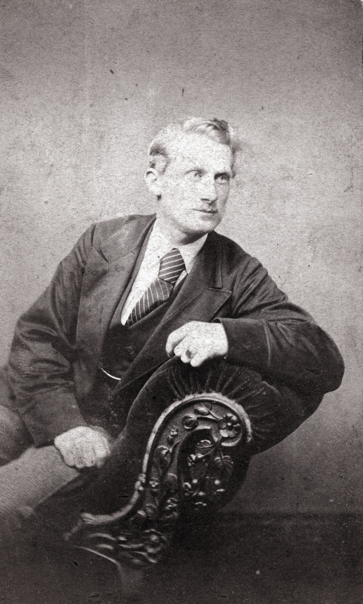 1865. Неизвестный человек