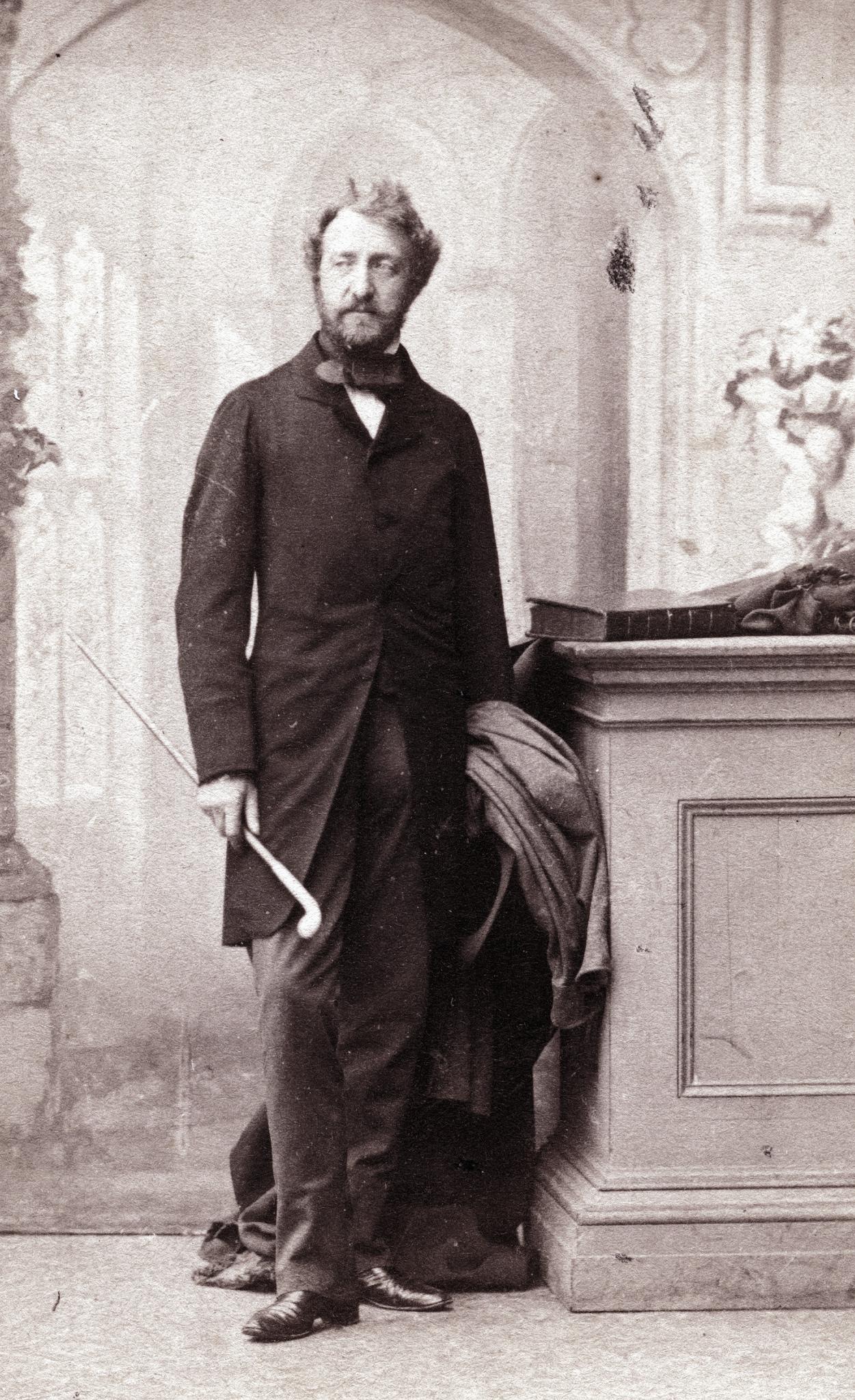1865. Луи Орлеанский, герцог Немурский