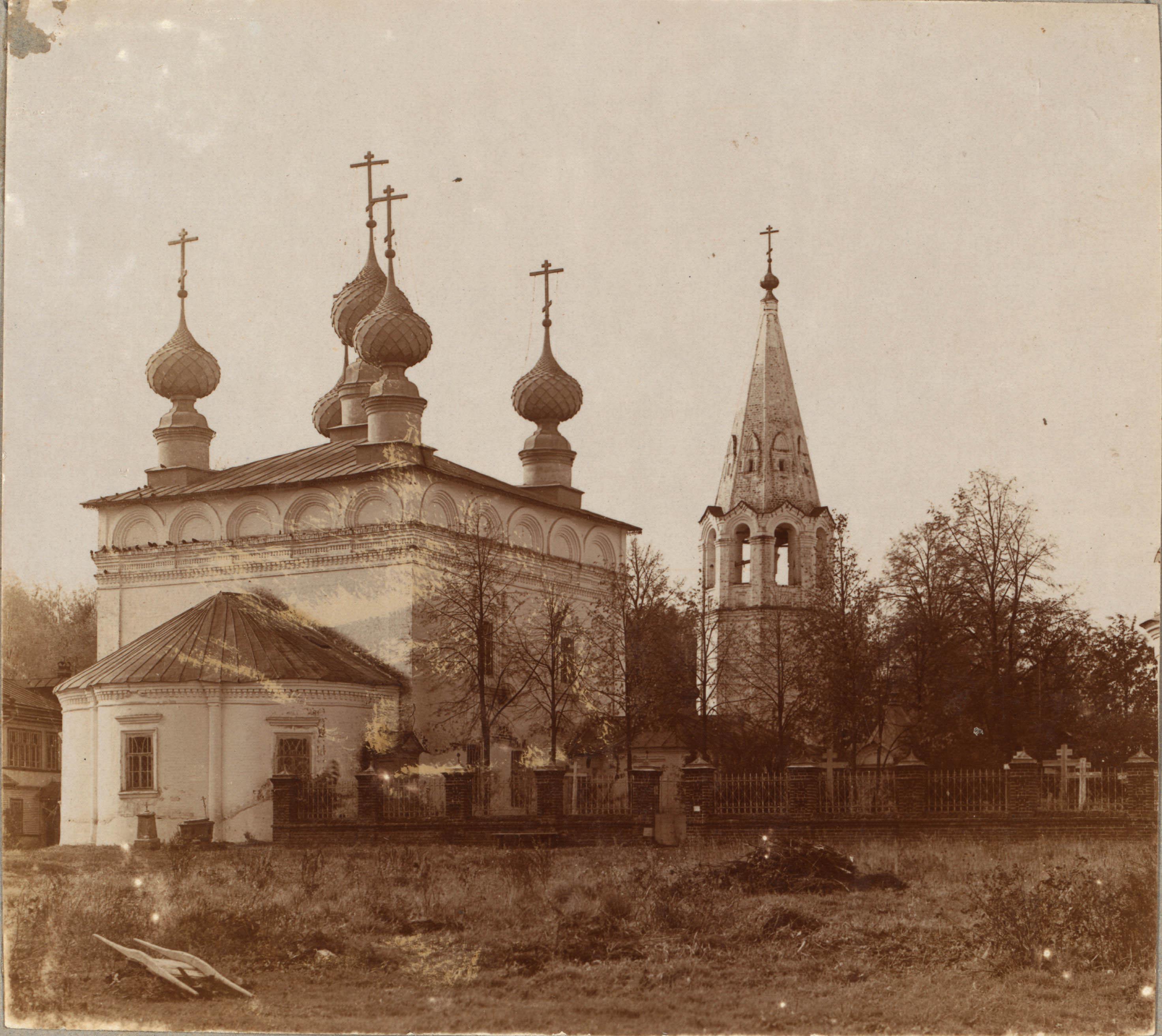 Cобор Федоровской Божьей Матери в Городецком монастыре