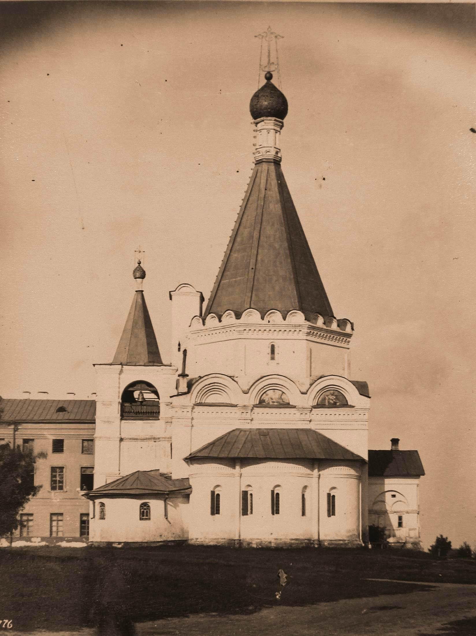 Восточный фасад Михайло-Архангельского собора