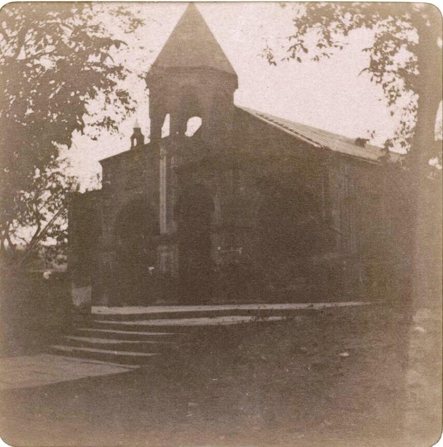 03. Эривань. Армянская церковь