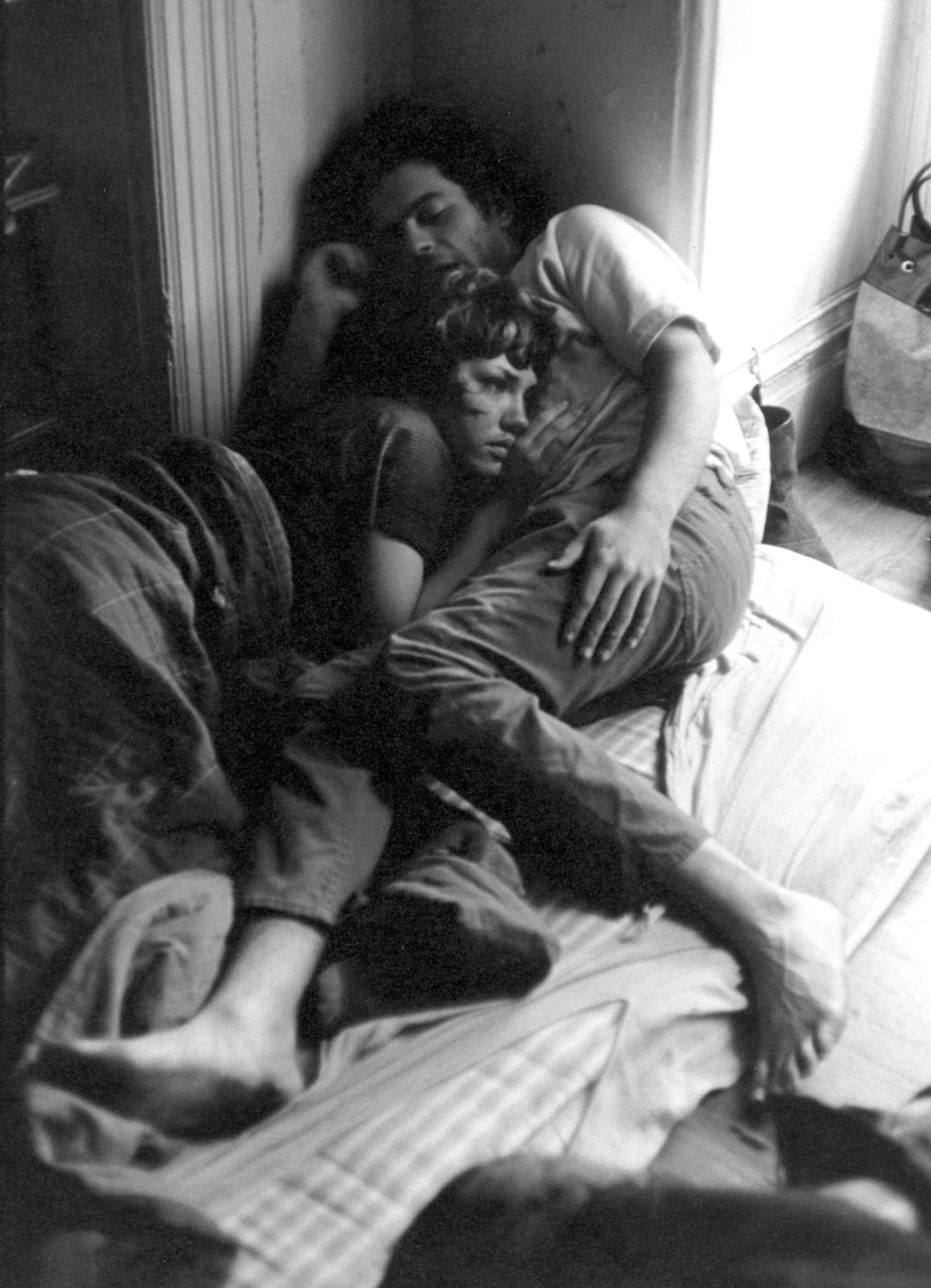 1966. Молодые хиппи в Сан-Франциско