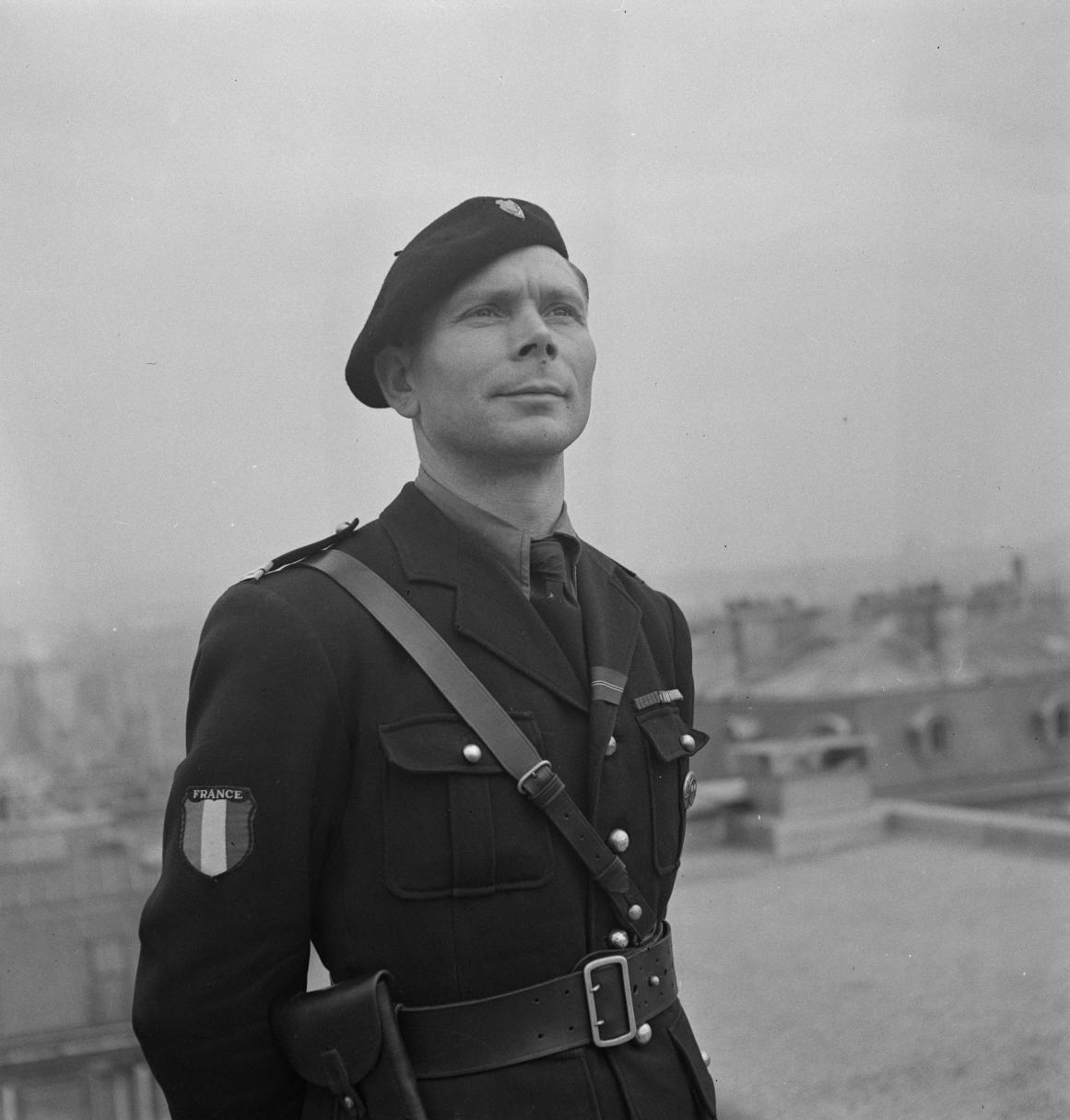 013. Легион французских добровольцев против большевизма. Доброволец