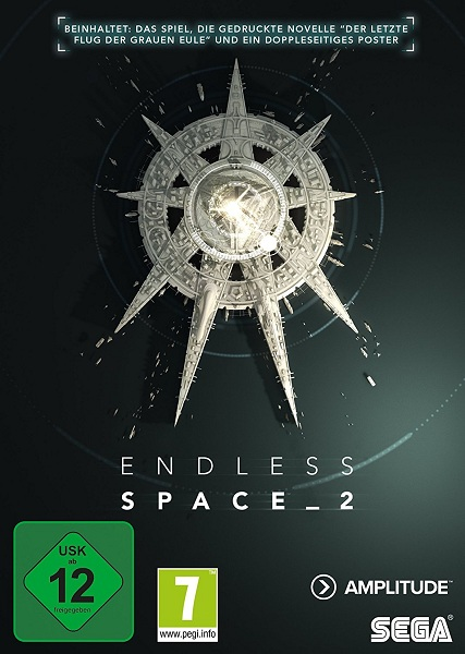 Endless Space® 2 Digital Deluxe Edition (2016/RUS/ENG/RePack by xatab)