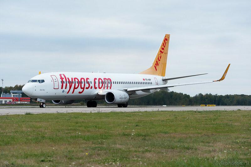 Boeing 737-82R (TC-AEP) Pegasus 0270_D706598
