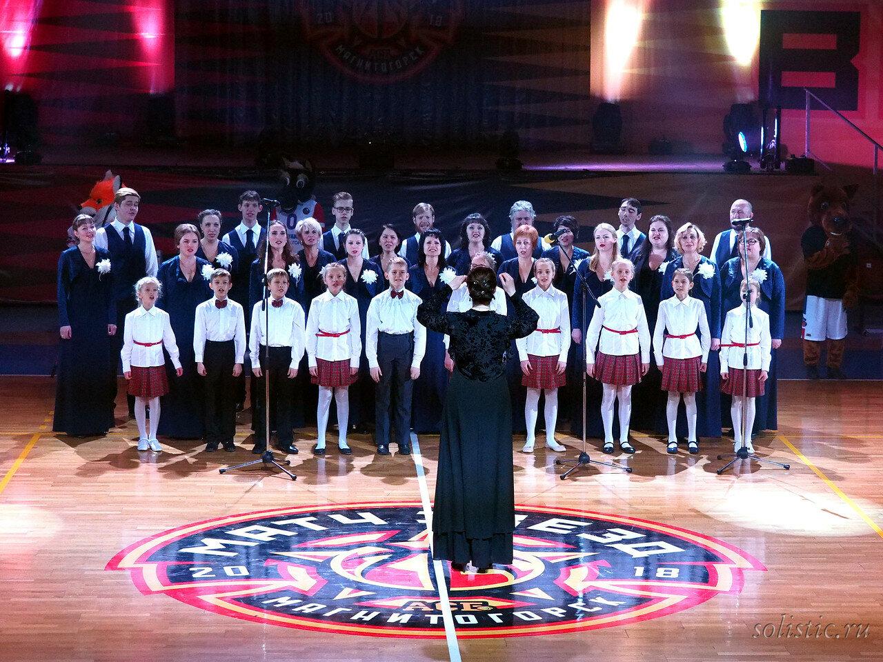 40 Матч звезд АСБ 2018 (ассоциации студенческого баскетбола)