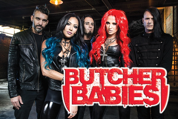 Butcher Babies - Discography