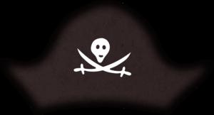 пиратский головной убор