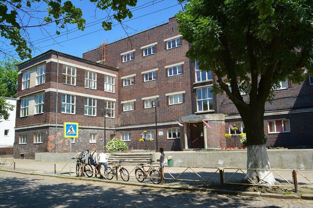 Черняховск (Инстербург) - город с застывшей историей.