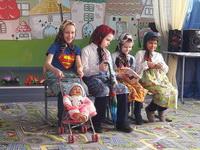 Международный женский день в дошкольных группах