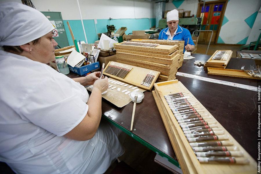 Потом были трудные послевоенные годы, именно тогда начали производить папиросы и «Приму», сиг