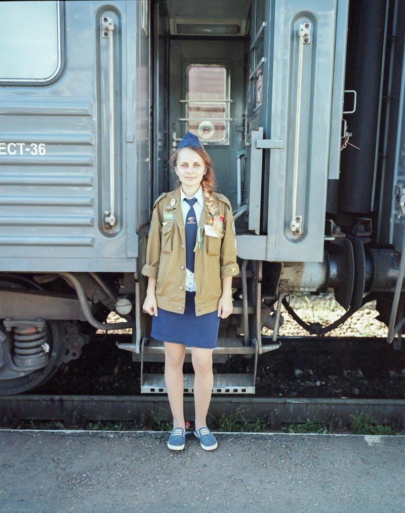 Один поезд, вся Россия: как путешествие по Транссибу поменяло жизнь итальянки (11 фото)