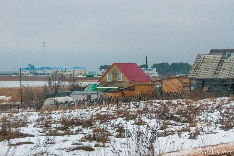 База МЧС, Тудозеро, Вологодская область