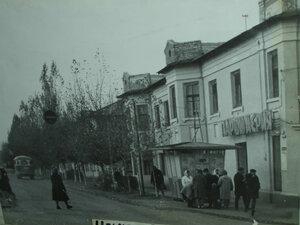 поворот с ул.Чапаева на ул.Победы