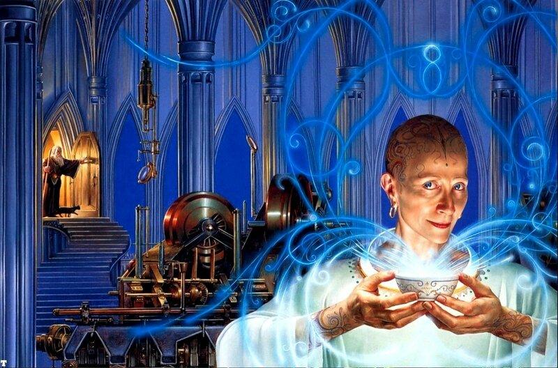 Картина Донато Джанкола (Donato Giancola) американского художника-иллюстратора жанра научной фантастики и фэнтези (23).jpg