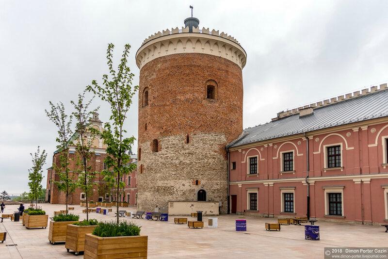 Люблин. Люблинский замок