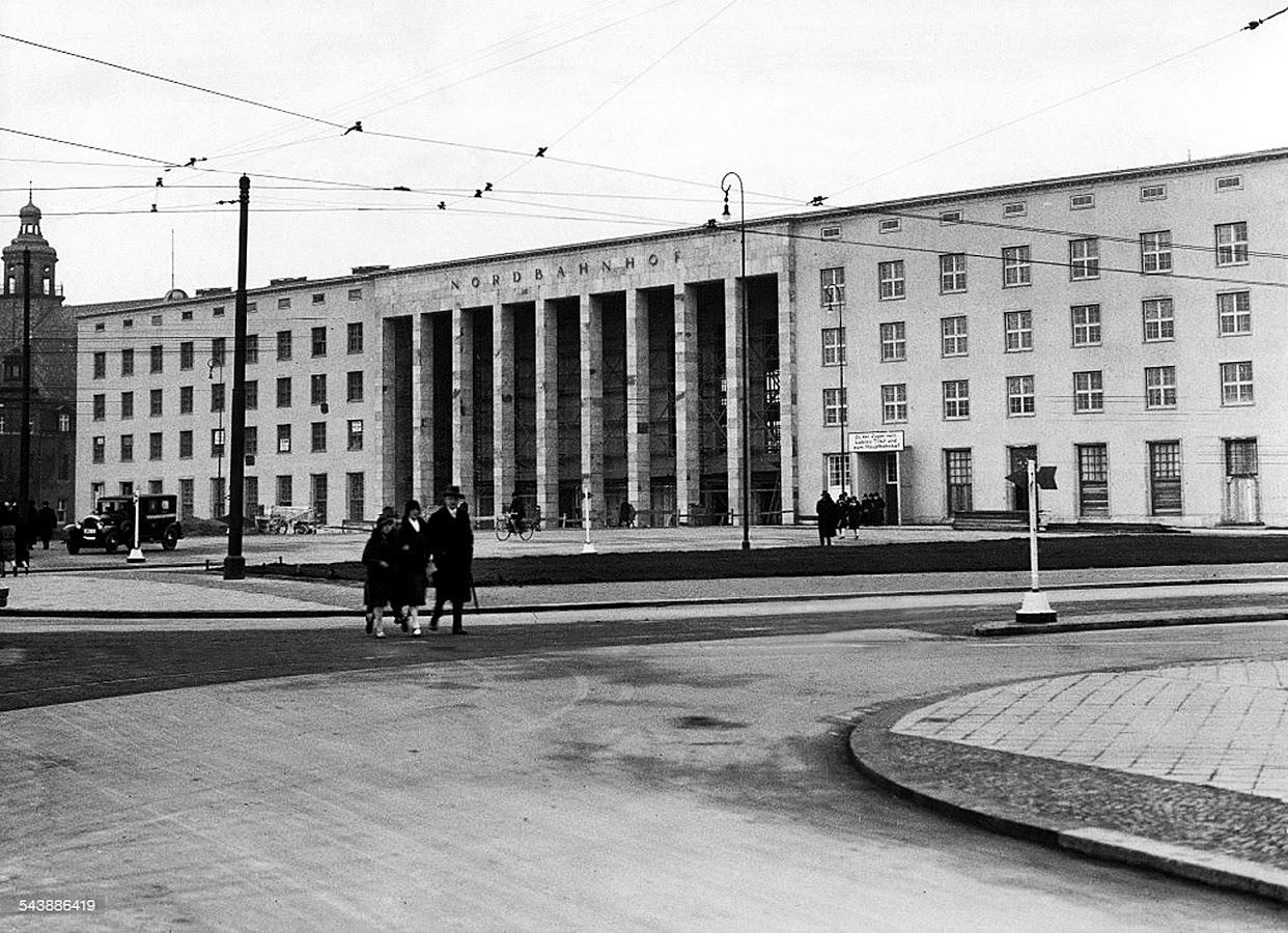 Северный вокзал. 1920