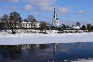 Екатерининский монастырь в Твери.