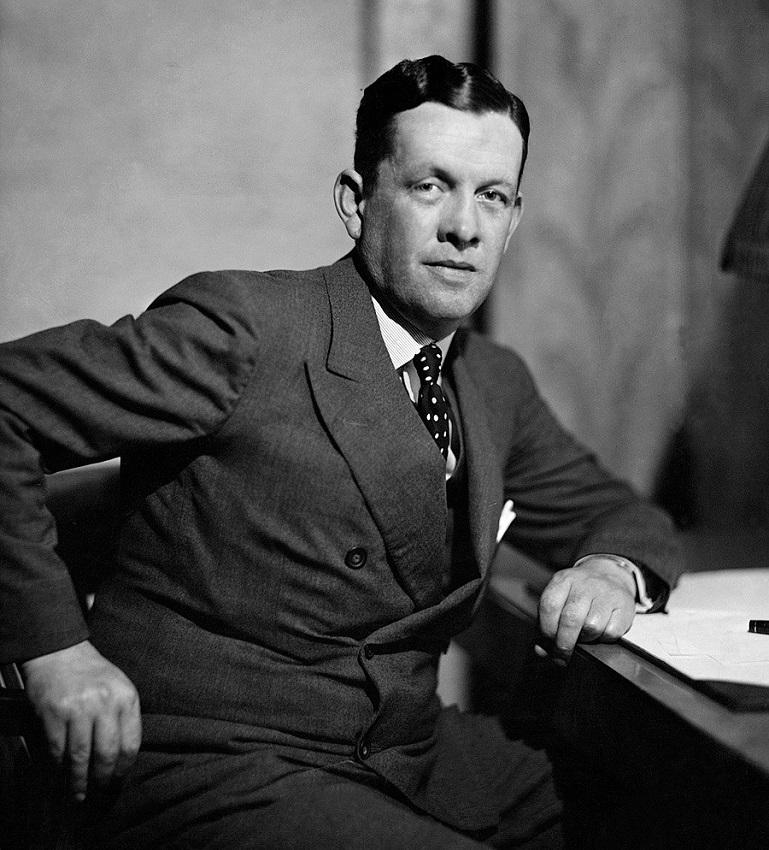 Локкарт (Локхарт) Роберт Брюс, (1887-1970) R.H. Bruce Lockhart