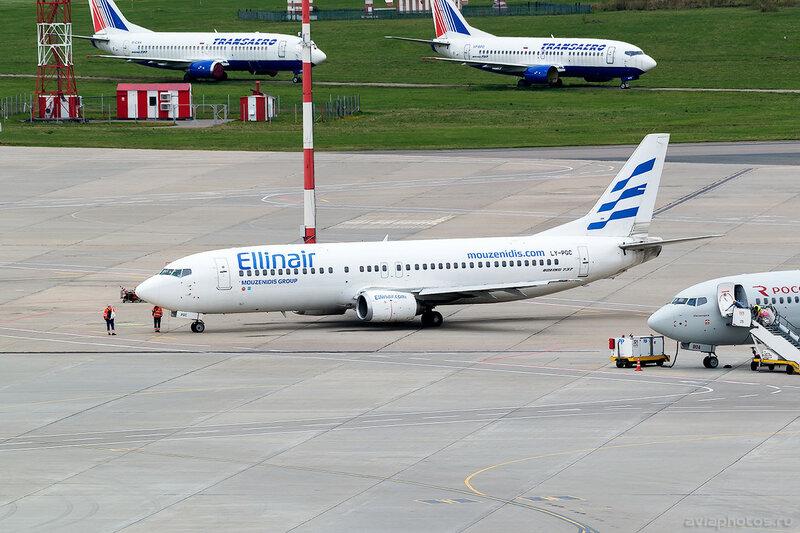 Boeing 737-4S3 (LY-PGC) Ellinair 0086_D804515