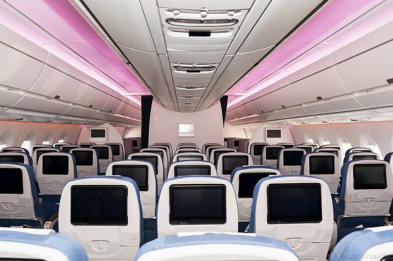 Airbus A350-941 (F-WWCF) Airbus Industrie 028_D702859