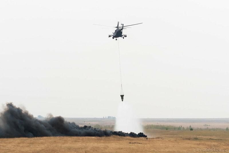 Миль Ми-8МТВ-5 ВКС России 0709_D706771