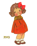 Dolly Doll vintage Graphics