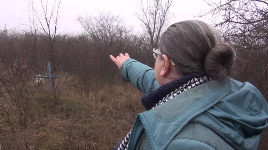 Голодомор на Луганщине. Местные жители показали место массового захоронения павших (видео)