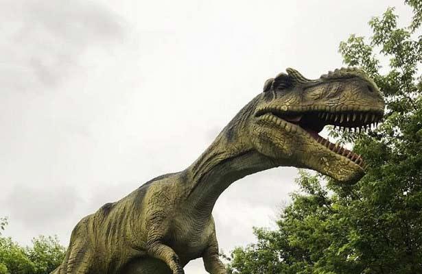 Парк динозавров Диносказка