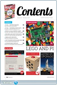 The MagPi - Issue 62 (October) 2017