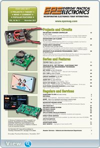 Everyday Practical Electronics №11 2017